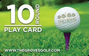 10 Round Play Card